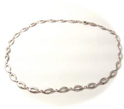 Kaulaketju, hopeaa 14807
