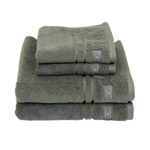 Premium terry Jade green Bath towel 70x140