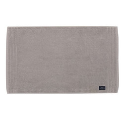 Solid Showermat 50x80 Sheep Grey
