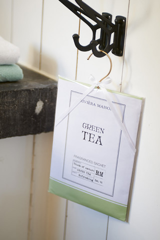 Fragranced Sachet Refr. Green Tea