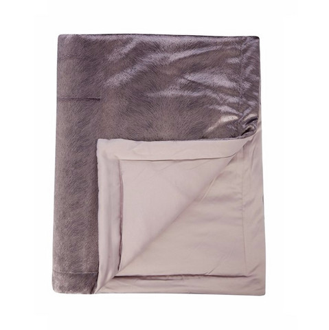 Lorenta throw Truffle 140x220