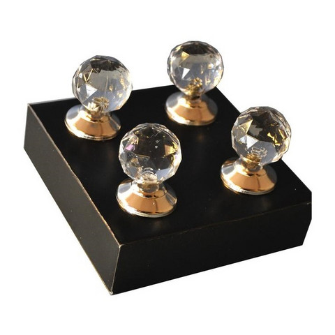 Diamond knob set