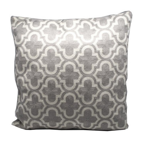 Marocco Decorative pillow 45x45 Grey