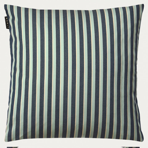 Lang cushion cover 50x50 Dark grey blue