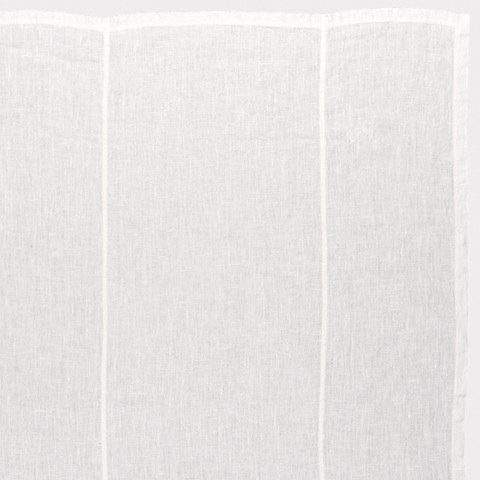 West Tablecloth White 150x250