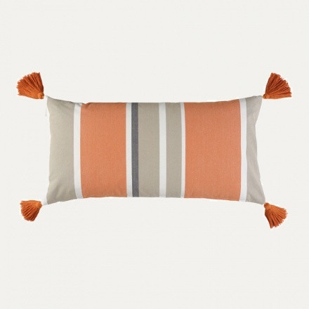 Shanghai Cushion cover 35x70 Orange
