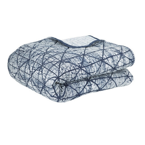 Denim bed spread 160x260