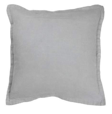 Linen Light grey 45x45
