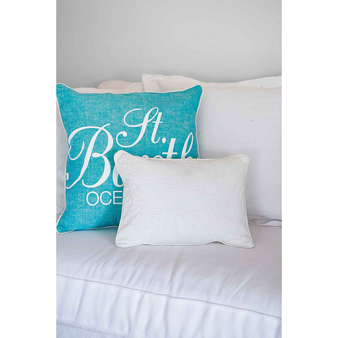 St. Barths Club Pillow Cover 40x30