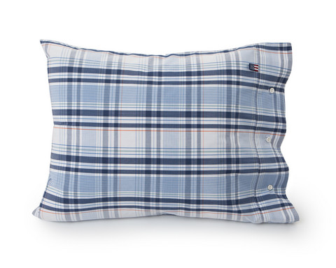 Madrass Check Pillowcase