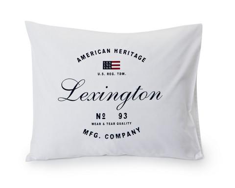 Heritage Printed Pillowcase