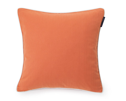 Ticking Sham Soft orange