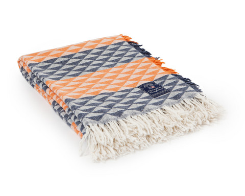 Jaquard Pattern Throw