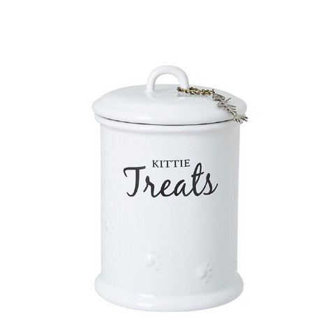 Kitten Treats Storage Jar