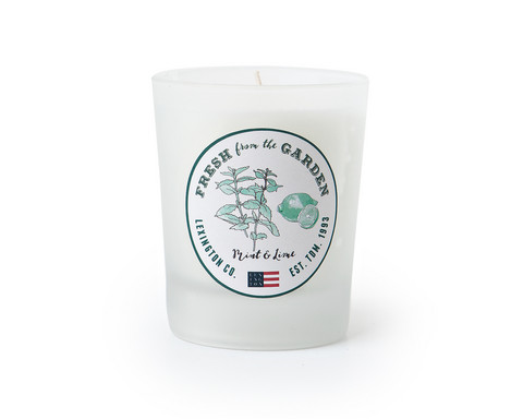 Herb Scented Candle