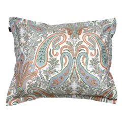 Key West Paisley Pillowcase True red