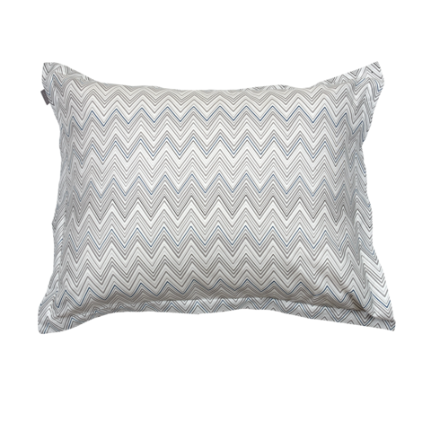 Fresno Pillowcase Grey