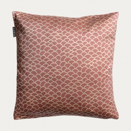 Ascoli Cushion cover 50x50 Ash rose pink