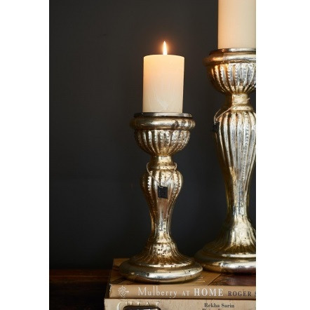 Walton Street Candle Holder gold M