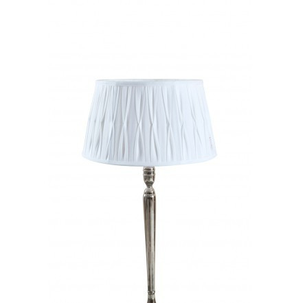 Cambridge Lamp Shade White 35x45