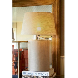 Manhattan Club Lobby Table Lamp