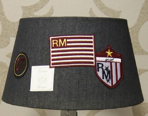 RM Sport University Lampshade 28x38