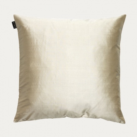 Silk Cushion cover 50x50 Light beige