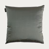 Silk Cushion cover 50x50 Granite grey