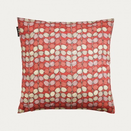 Bayswater Cushion cover 40x40 Bright ochre red