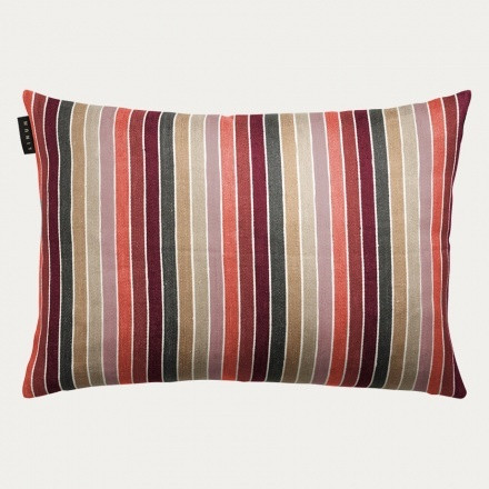Hyde Cushion cover 40x60 Bright ochre red