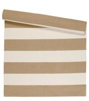 Board rug 80x160 Beige/white
