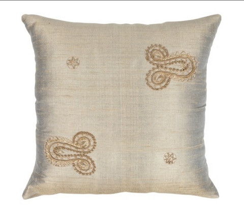 Koru Cushion 42x42 Gold