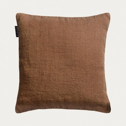 Raw Cushion cover 50x50 Camel Brown