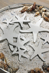 Craft Bay Starfish Decoration 9 pcs