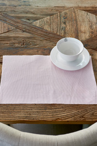 RM Summer Stripe Placemat pink