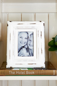 Port Grimaud Photo Frame white