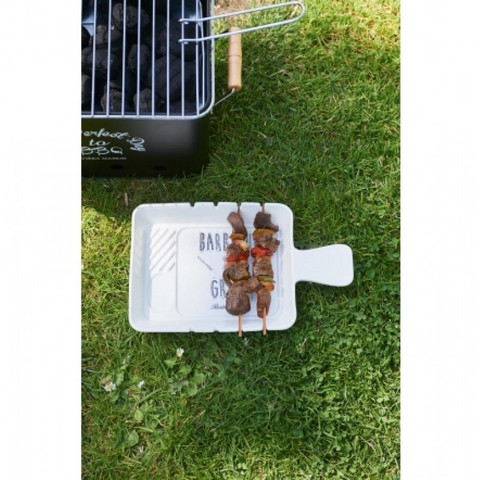 Barbecue & Grill Plate