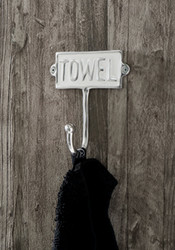 Towel Hook Enamel
