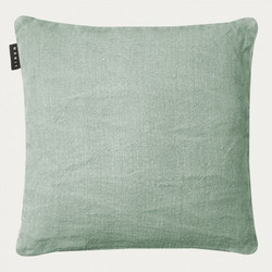 Raw Cushion cover 50x50 Light Ice Green
