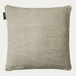 Raw Cushion cover 50x50 Light Stone Grey