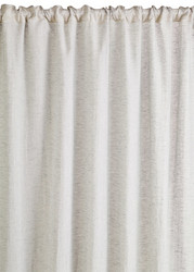 Intermezzo curtain 140x290 Light stone grey