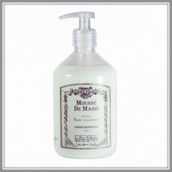 Mousse De Mains Liquid handsoap Rose Ancienne