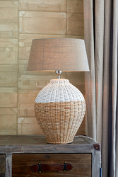 Summer Island Lamp Base