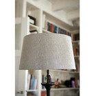 Fancy Flax Lampshade 30x35