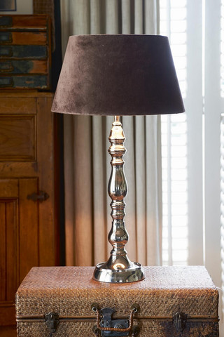 Saint Germain Lamp Base