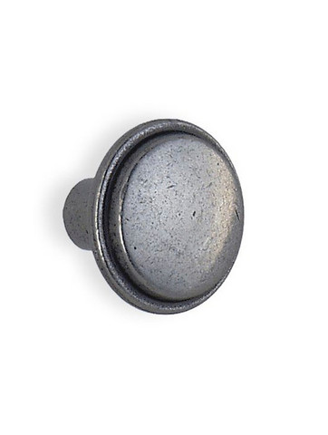 Vintage furniture knob 30mm Tin