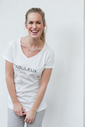 RM T-shirt With Necklace Fabuleux