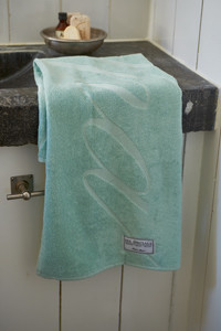 Spa Specials Bath Towel 100x50 Jade