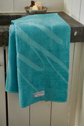 Spa Specials Bath Towel 140x70 Aqua