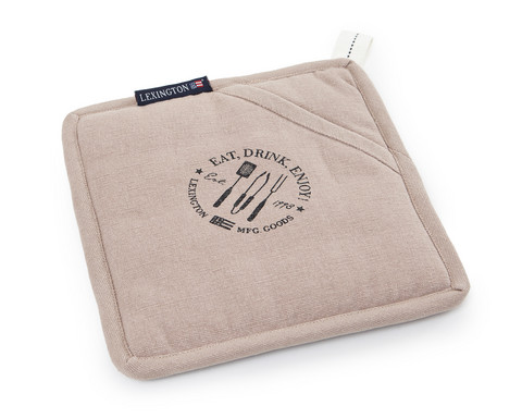 CANVAS NEOPRENE POTHOLDER